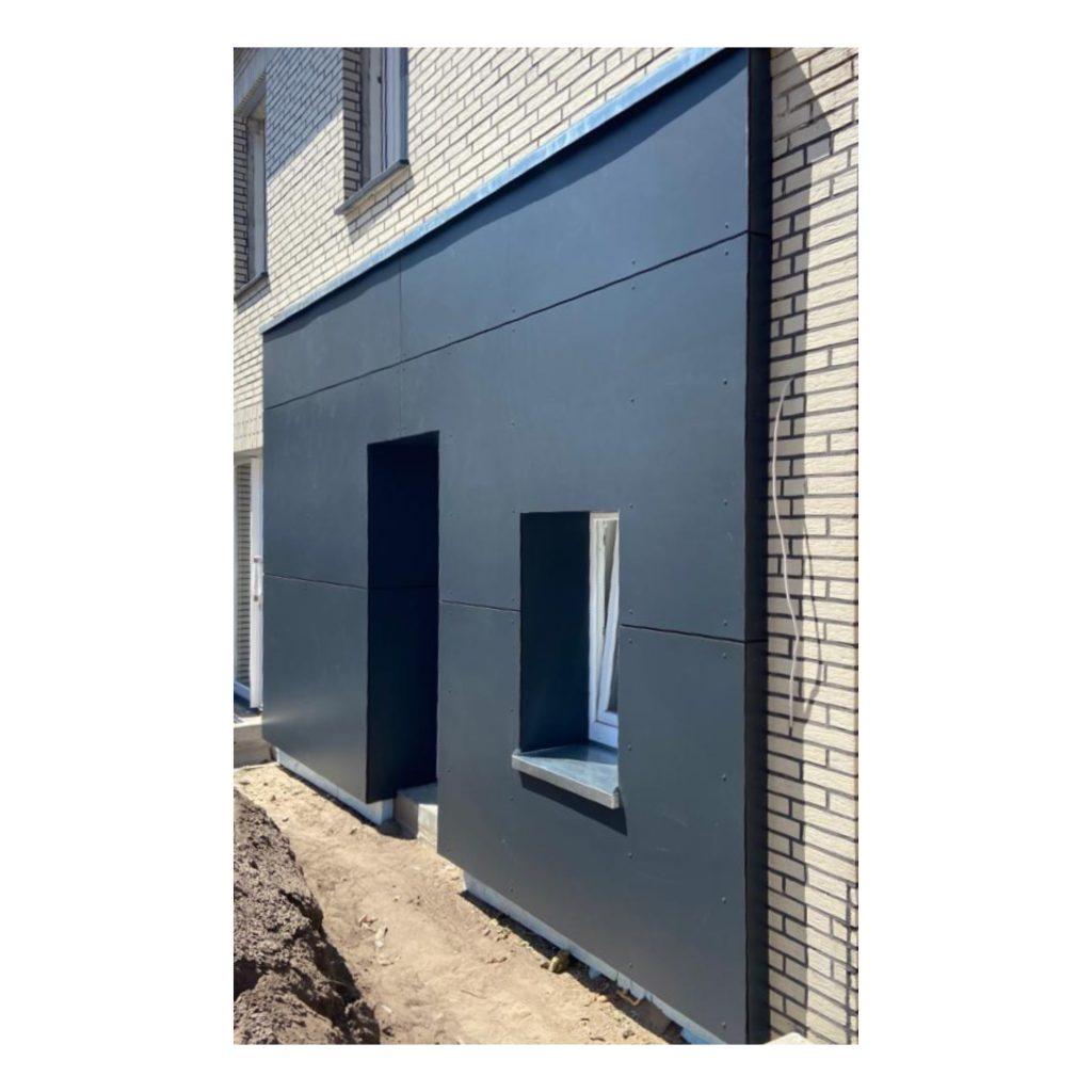Einbau von Wohndachfenstern